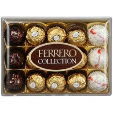 Конфеты Ferrero Collection 172,2г