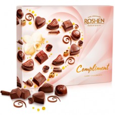 Конфеты Roshen Сompliment Dark chocolate 145г