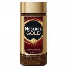 "Кофе растворимый Nescafe ""Gold"" 190г"