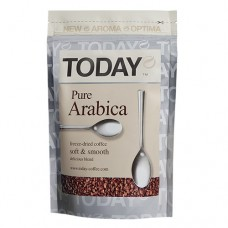 "Кофе растворимый TODAY ""Pure Arabica"" 150г"