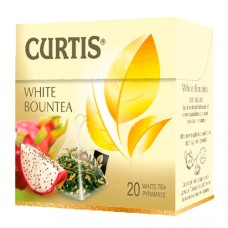 Чай Curtis White Bountea 20п*1,7г (пирамидки)