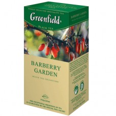 "Чай Greenfield ""Barberry Garden"" 25п*1,5г"