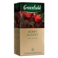 "Чай Greenfield ""Berry sunset"" 25п*1,5г"