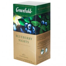 "Чай Greenfield ""Blueberry Nights"" 25п*1,5г"