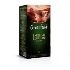"Чай Greenfield ""English Edition"" 25п*2г"