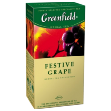 "Чай Greenfield ""Festive Grape"" 25п*2г"