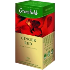 "Чай Greenfield ""Ginger Red"" 25п*2г"