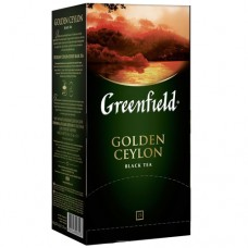 "Чай Greenfield ""Golden Ceylon"" 25п*2г"
