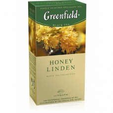 "Чай Greenfield ""Honey Linden"" 25п*1,5г"