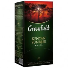 "Чай Greenfield ""Kenyan Sunrise"" 25п*1,5г"