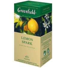 "Чай Greenfield ""Lemon Spark"" 25п*1,5г"
