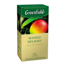 "Чай Greenfield ""Mango Delight"" 25п*1,8г"