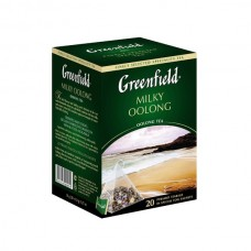 "Чай Greenfield ""Milky Oolong"" 20п*1,8г (пирамидки)"