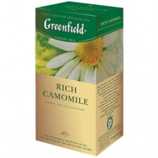 "Чай Greenfield ""Rich Camomile"" 25п*1,5г"