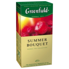 "Чай Greenfield ""Summer Bouquet"" 25п*2г"