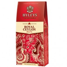 "Чай Hyleys черный ""Royal Ceylon 100 гр."
